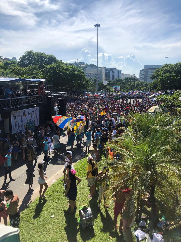Rio Carnival (Brazil)